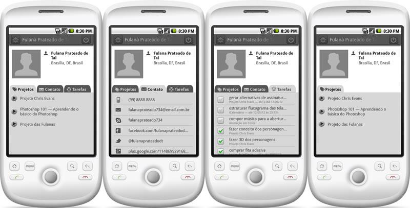 Scientific Initiation – Android app | Mariana Bergo